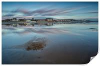West Kirby Reflected, Print