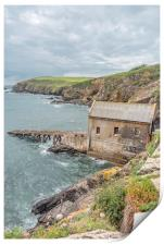 Lizard Point Lifeboat Station, Print