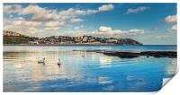 Torquay in the Spring time, Print