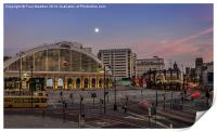 Lime Street Station, Print