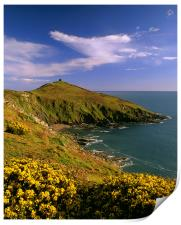 Rame Head & Whitsand Bay, Print