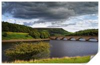 Summer at Ladybower , Print