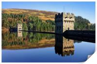 Derwent Dam and Reservoir, Print