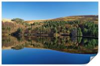 Derwent Reflections, Print
