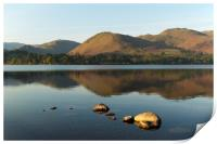 Ullswater Reflections, Print